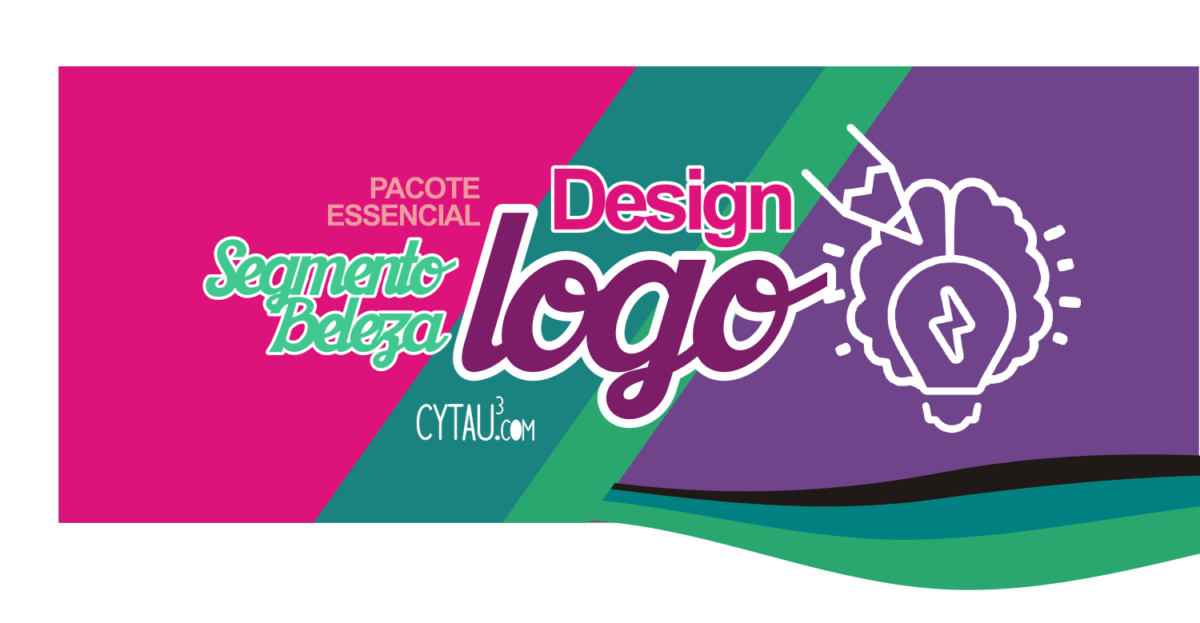 Pacote Essencial Design Logo Segmento Beleza